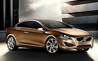 Volvo S60 Concept - A sort of Swedish Audi