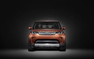 Land Rover releases first image of new Discovery