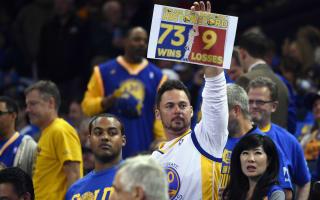 BREAKING NEWS: Warriors break NBA wins record