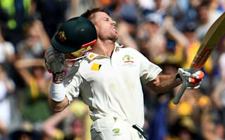 Centurion Warner leads Australia charge after Azhar hits double ton
