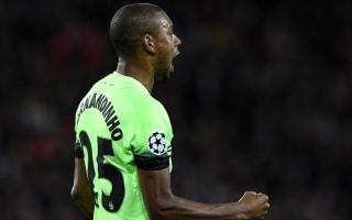 We've learned from past errors - Fernandinho