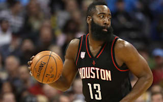 Harden stars with 53 points, Westbrook guides Thunder