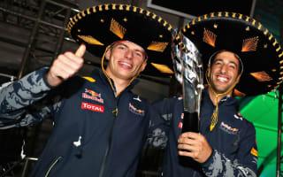 Red Bull drivers applaud Vettel penalty