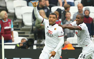 Deeney has talent like Maradona - Mazzarri