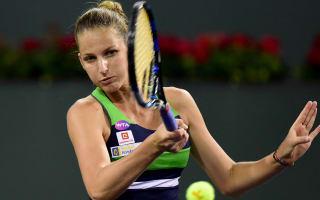 Pliskova survives test as Muguruza, Konta progress