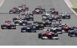 British GP: The thrill of the chase