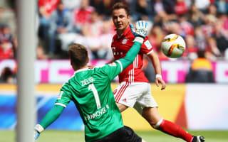 Bayern Munich 3 Hannover 1: Lewandowski and Gotze on target in Guardiola's Bundesliga farewell
