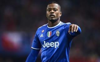 Ferdinand drops social media hint over Evra return