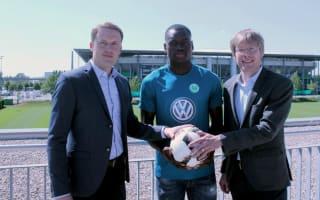 Wolfsburg complete EUR10m Dimata deal