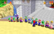 Super Mario 64 se convierte en un juego multijugador online gracias a este mod