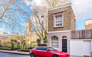 One of London's smallest detached houses on sale for £600k