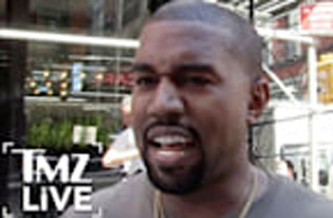 KANYE WEST -- Meds Are the Issue (TMZ Live)