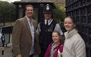 Man shares photo of 'genuinely nice bloke' Keith Palmer after officer's murder