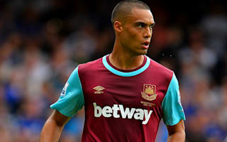 Reid not giving up on West Ham Champions League hopes