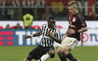 Kucka accuses AC Milan of mental weakness