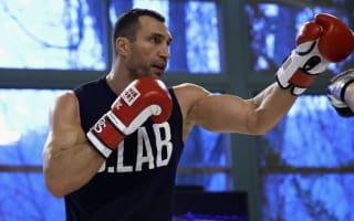 Underdog tag is 'beyond motivation' for Klitschko