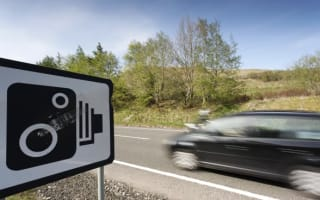 Reports show speeding is still biggest motoring offence