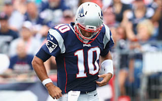 Patriots lose Garoppolo as injuries ravage NFL rosters