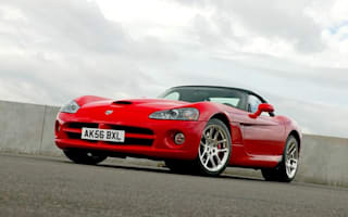Economy, what's that? New Viper to get 8.7-litre V10
