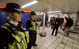Police given green light to carry guns on tubes and trains
