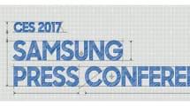 Sigue en directo la conferencia de Samsung en el CES 2017
