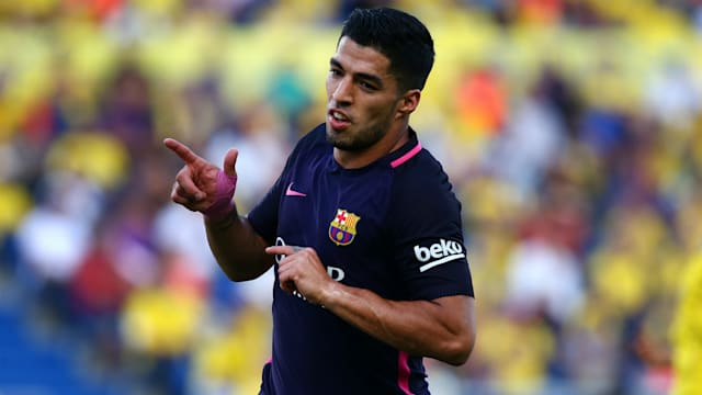 Luis Suarez ruled out of Uruguay's friendlies with injury