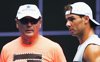 Uncle Toni set to end coaching association with Nadal