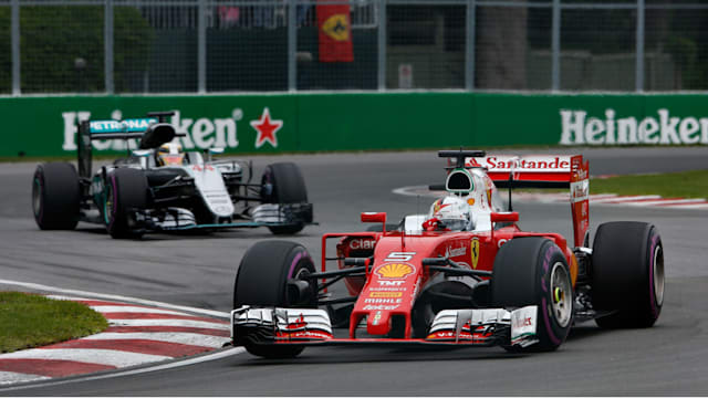 Ferrari not giving up on F1 title just yet