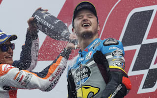 Miller thrilled to silence critics with maiden MotoGP win