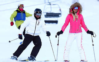 Celebrities hit Aspen for Christmas