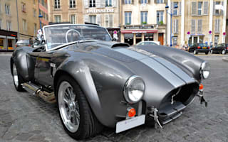 The AC Cobra is to return for 2017