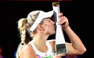 Kerber ends Siegemund fairytale to retain Stuttgart crown