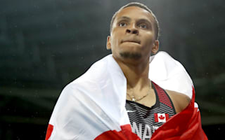 Rio 2016: There was nothing there - De Grasse