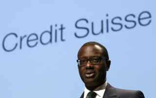 £2.4bn bonus for Credit Suisse bankers despite massive job cuts and £1.9bn loss