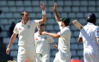 Centurion Starc stymies Sri Lanka but Australia lose openers