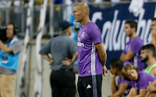 Anything could happen before transfer window shuts - Zidane