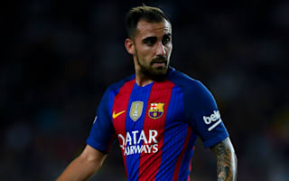Alcacer: I needed Barca goal for confidence