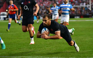 England wrap up series with Argentina thriller