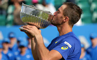 Johnson seals first singles title in Nottingham