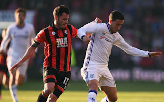 Leaders passed the test - Hazard hails Chelsea's battling spirit