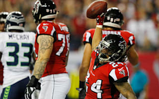 Falcons punish Seahawks in blowout win