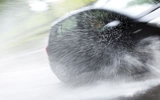 Young driver fined and banned from driving for splashing school children