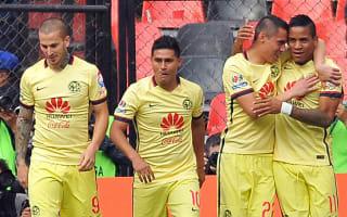 America 1 Santos Laguna 0 (1-0 agg): Arroyo nets winner