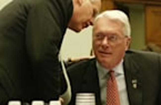 Baseball star and Congressman Jim Bunning dead at 85
