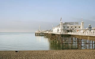 Britain's most iconic piers celebrated