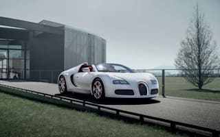 Another motor show, another one-off porcelain Veyron...yes, porcelain