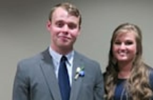 Joe Duggar Announces Engagement to Kendra Caldwell