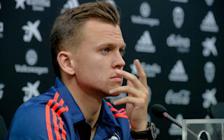 Barcelona cheers didn't bother me - Cheryshev