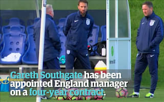 Southgate keeps Rooney as captain but calls for leaders to emerge