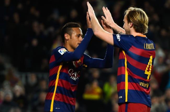 Barcelona v Celta Vigo: Rakitic only has eyes for trophies amid record-breaking run